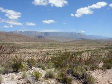Free Big Bend National Park Desert Stock Photo - 2260240