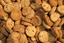 Free French Cookies Royalty Free Stock Photo - 2261145