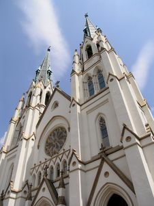Free Historic Church 2 Royalty Free Stock Photos - 2261328