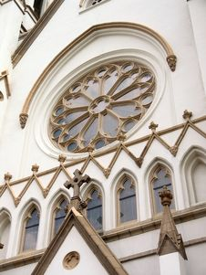 Free Historic Church Detail Stock Photos - 2261353