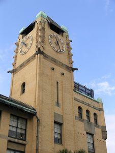 Free Historic Clocktower Royalty Free Stock Images - 2261399