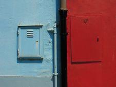 Free Coloured House Stock Photos - 2261443