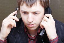 Free Help-line Royalty Free Stock Photo - 2261555
