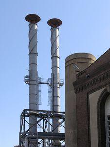 Free Power Station 1 Stock Photos - 2261613