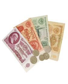Free USSR S Currency Stock Photo - 2262350