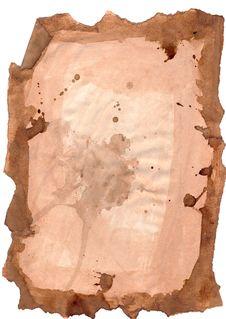 Free Grunge Paper 2 Royalty Free Stock Image - 2262396