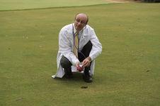 Free Doctor Cricket Stock Photo - 2262830