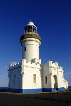 Byron Bay Lighthouse Stock Photos