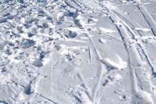 Free Snow Stock Image - 2264031