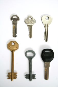 Free Keys Stock Photos - 2264833