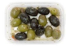 Free Oily Olives Stock Images - 2266994