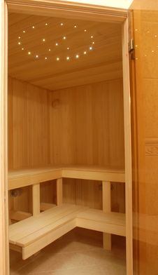 Free Sauna Royalty Free Stock Photography - 2267127