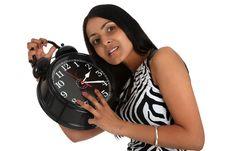 Free Noisy Alarm Clock Royalty Free Stock Photos - 2267508