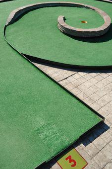 Free Mini Golf Stock Photography - 2268572