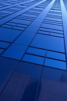 Free Blue Building Stock Images - 2268664