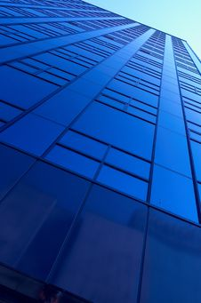 Free Blue Building Stock Photography - 2268672
