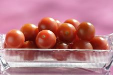 Free Cherry Tomatoes Royalty Free Stock Image - 2269066