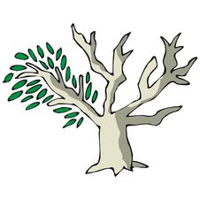 Free Dry Tree Royalty Free Stock Photo - 2269735