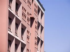 Free Pink Building Stock Photography - 2269762