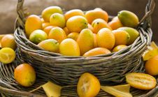 Free Kumquat Still Life Royalty Free Stock Image - 22600616
