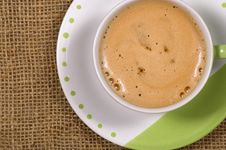 Free Cup Of Coffee Stock Photo - 22602090