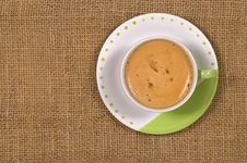 Free Cup Of Coffee Royalty Free Stock Photos - 22602098
