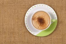 Free Cup Of Coffee Royalty Free Stock Images - 22602099