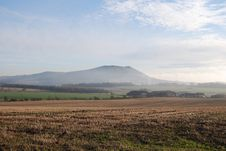 Free Haze At Largo Law Stock Photography - 22602292