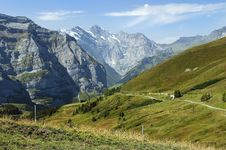 Free Switzerland Alps Royalty Free Stock Images - 22603229