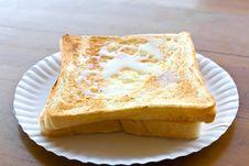 Free Pour The Milk Toast Royalty Free Stock Photo - 22607845