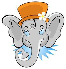 Free Funny Elephant Stock Photos - 22611713