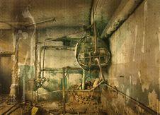 Free Old Boiler Royalty Free Stock Image - 22611926