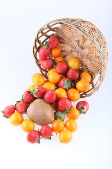 Free Fruits Royalty Free Stock Image - 22612226