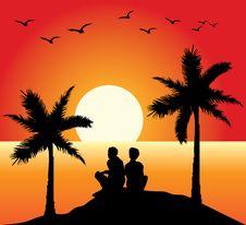 Free Romance Royalty Free Stock Image - 22614856