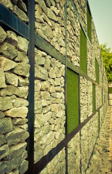 Free Texture Of Old Stone Wall Stock Image - 22616241