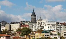 Free The Galata Tower, Istanbul. Stock Photography - 22616282