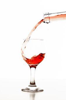 Free Glass Of Wine Stock Photos - 22616823