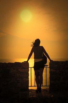 Free Sundown In Montenegro Stock Image - 22620981