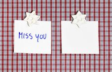 Free Miss You Stock Photo - 22621190
