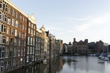 Free Amsterdam Stock Photography - 22621562