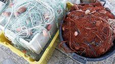 Free Fishing Nets Stock Photography - 22621642