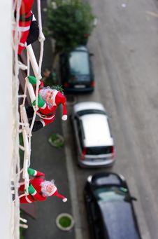 Free Santa Claus Royalty Free Stock Photography - 22621767