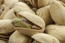 Free Pistachio Close Up Royalty Free Stock Images - 22623629