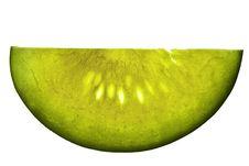 Free Yellow Watermelon Slice Stock Image - 22624681