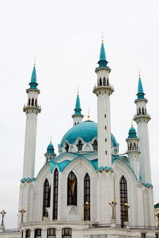 Free Mosque In Kazan Royalty Free Stock Photo - 22629105