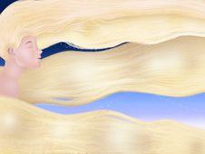 Free Princess Rapunzel Stock Photos - 22642723