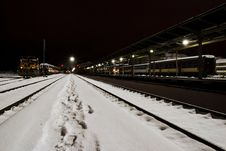Free Train Station Stock Photos - 22645053
