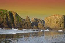 Free Sunset Stock Photography - 22650972