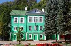 Free Green Mansion Royalty Free Stock Images - 22651369