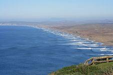 Free Point Reyes National Seashore Stock Photo - 22657950